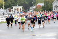 Fall Foliage Half Marathon and 5k-10/1/16